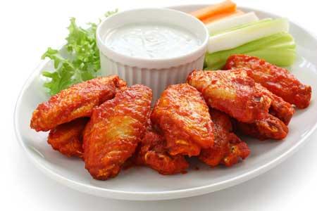best chicken wings bantry